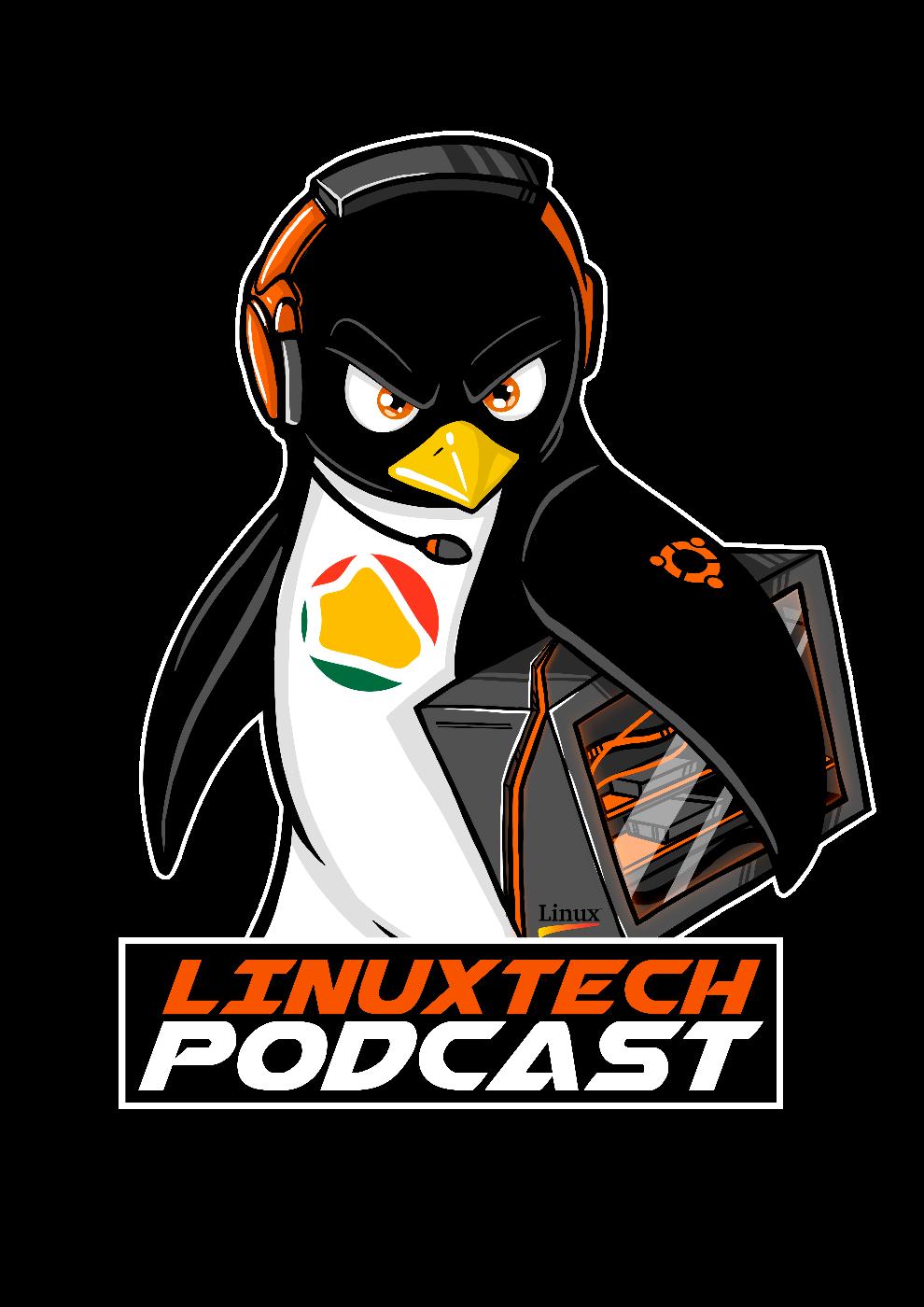 Linuxtech Podcast show art