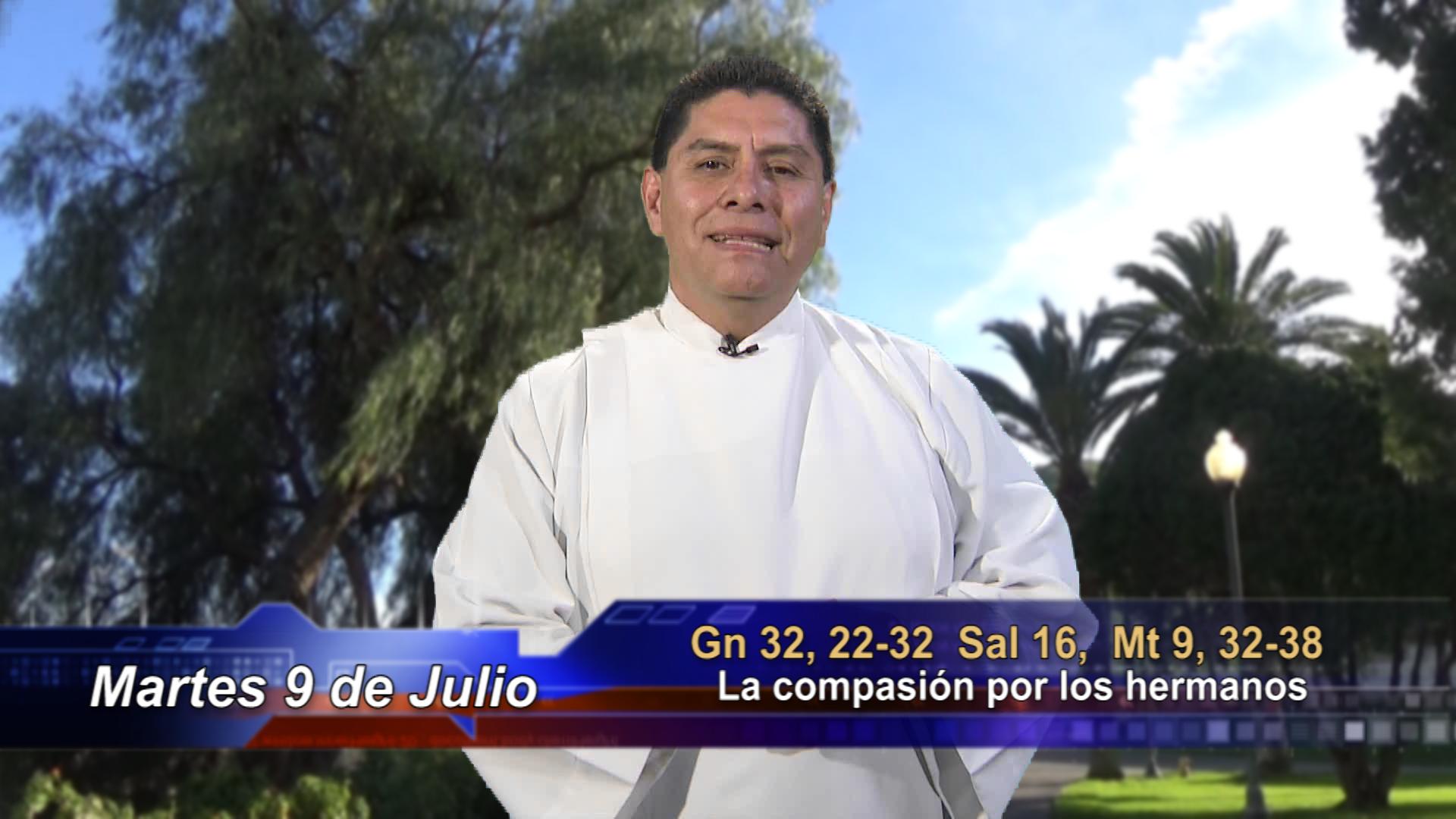 """Artwork for Dios te Habla con Dn. Alfredo Vargas;   Tema el hoy: """"La compasión por los hermanos""""."""