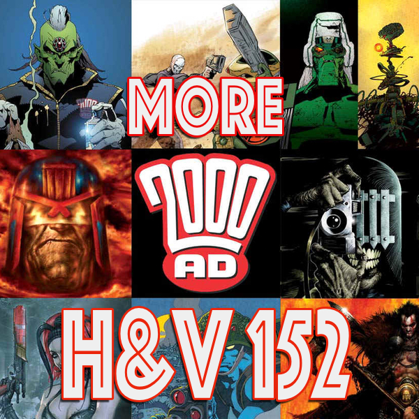 152: More 2000 AD with Keith Richardson