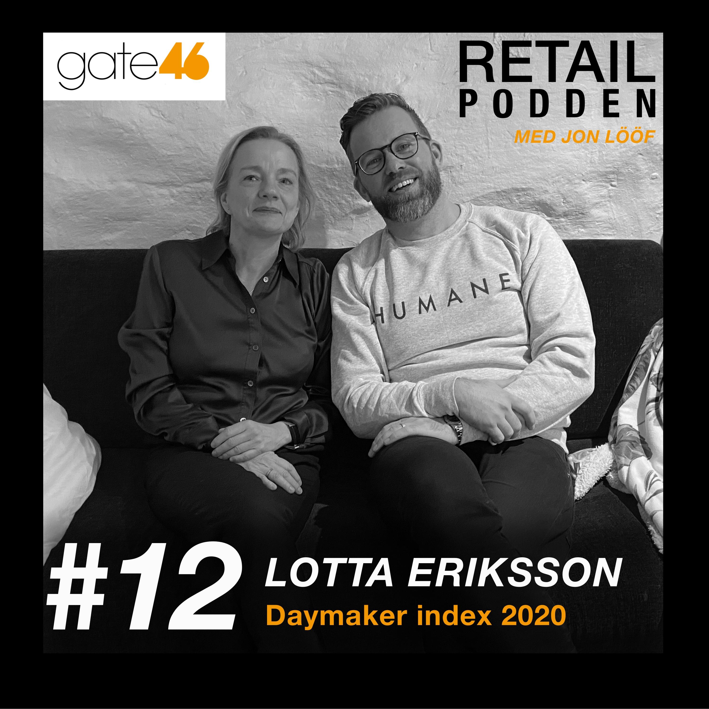 #12 Lotta Eriksson - Daymaker index 2020
