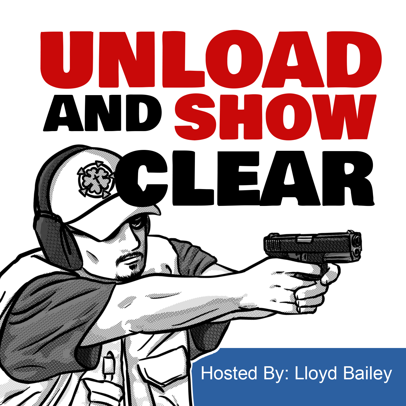 Unload and Show Clear show art