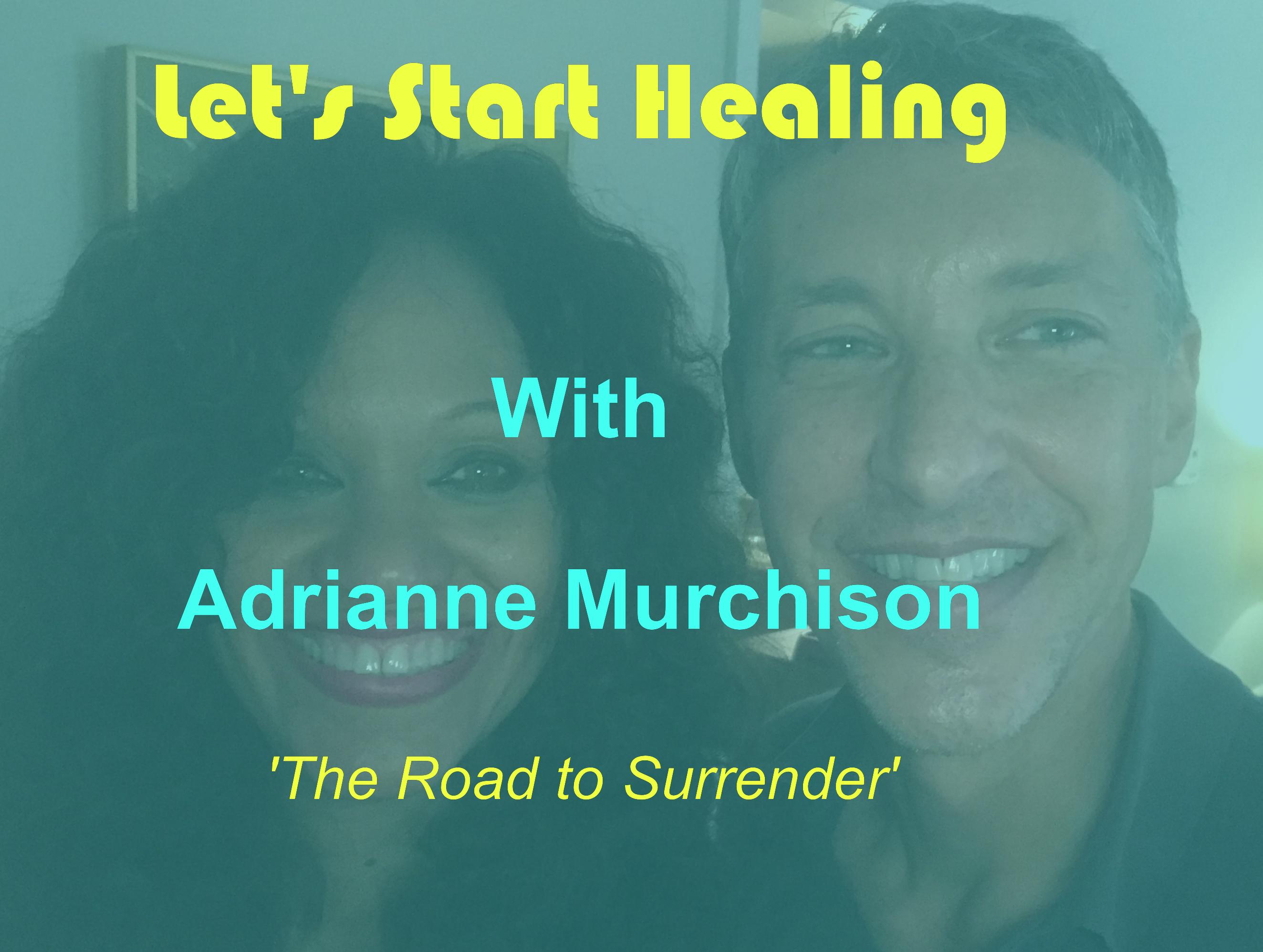 Artwork for Let's Start Healing Ep. 16