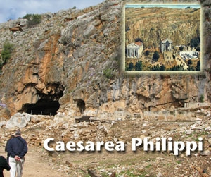 PC 20 - Traveling to Caesarea Philippi