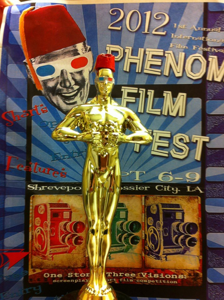 Artwork for Phenom Film Festival and Tom Cruise Inc. Edition