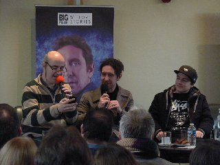 Tim's Take On: Episode 215(Paul McGann at Big Finish Day 4)