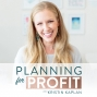 Artwork for Episode 104: The Myths of Scaling an Online Business   Planning for Profit Podcast