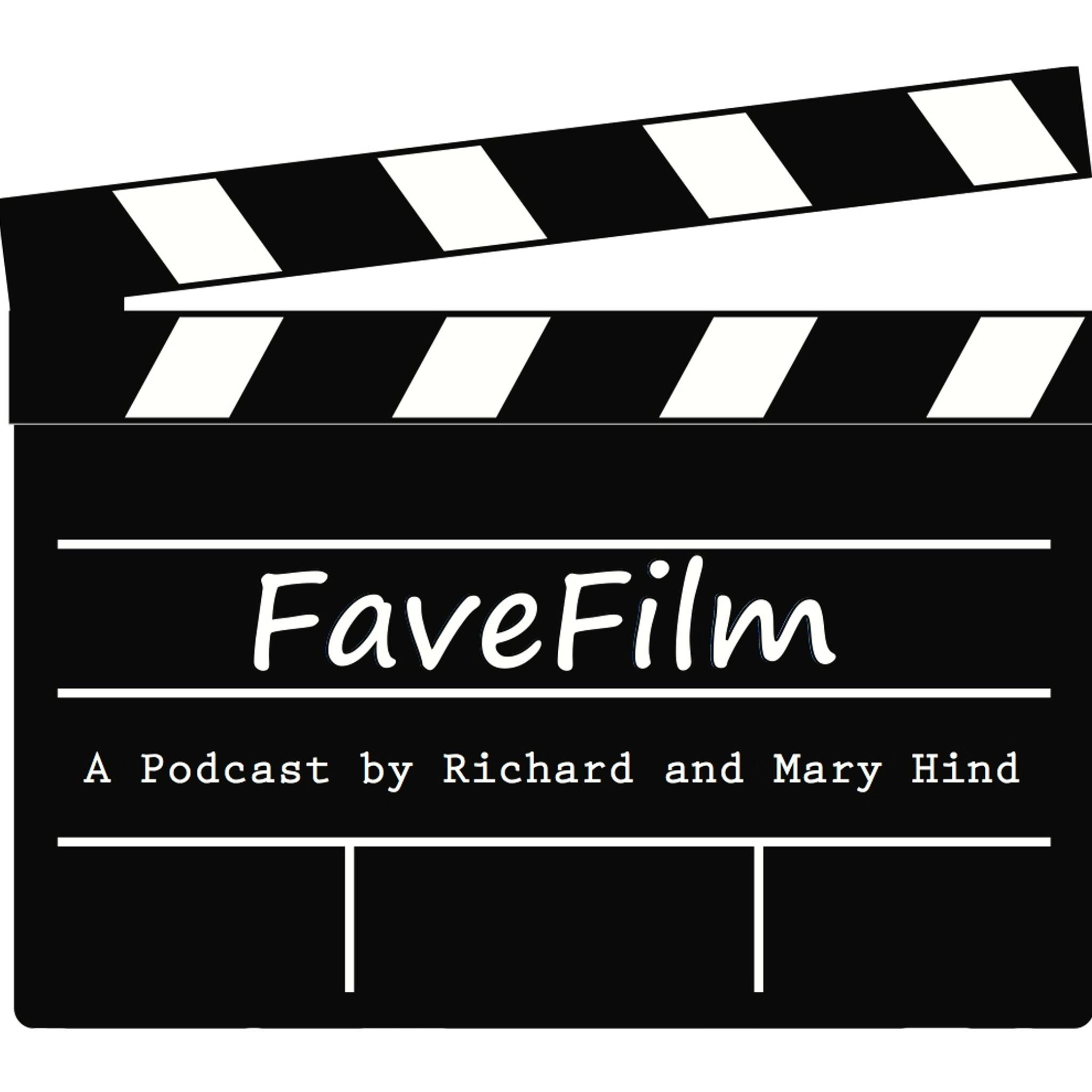 FaveFilm Podcast show art