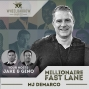 Artwork for Millionaire Fast Lane with MJ DeMarco