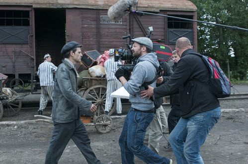 Matyas Erdely - Hungarian Cinematographer - Delta, Tender Son, Miss Bala, Southcliffe, James White, and the Golden Globe winning and Oscar nominated, Son of Saul