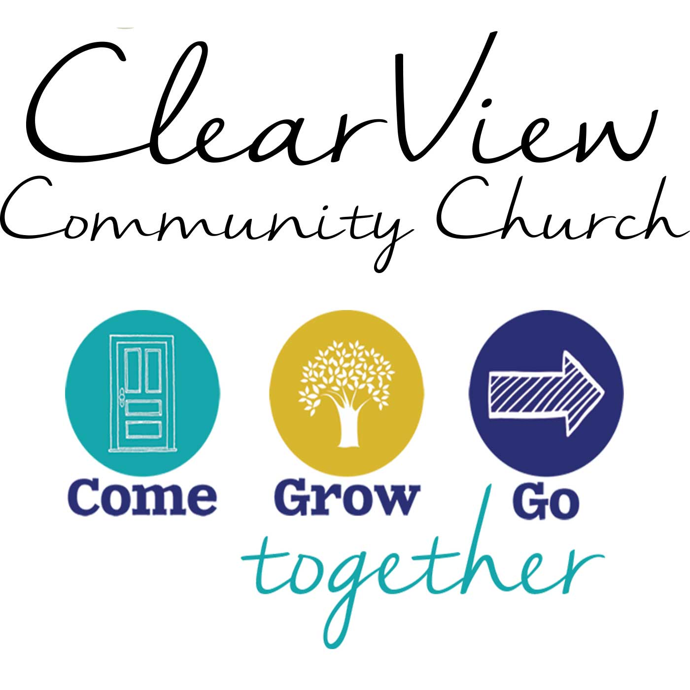 ClearView Community Church Podcast show art
