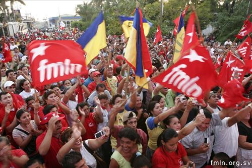 Sounds of a Salvadoran Election - Red Sunday: March 15 2009