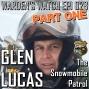 Artwork for 027 Glen Lucas - The Snowmobile Patrol - Part One