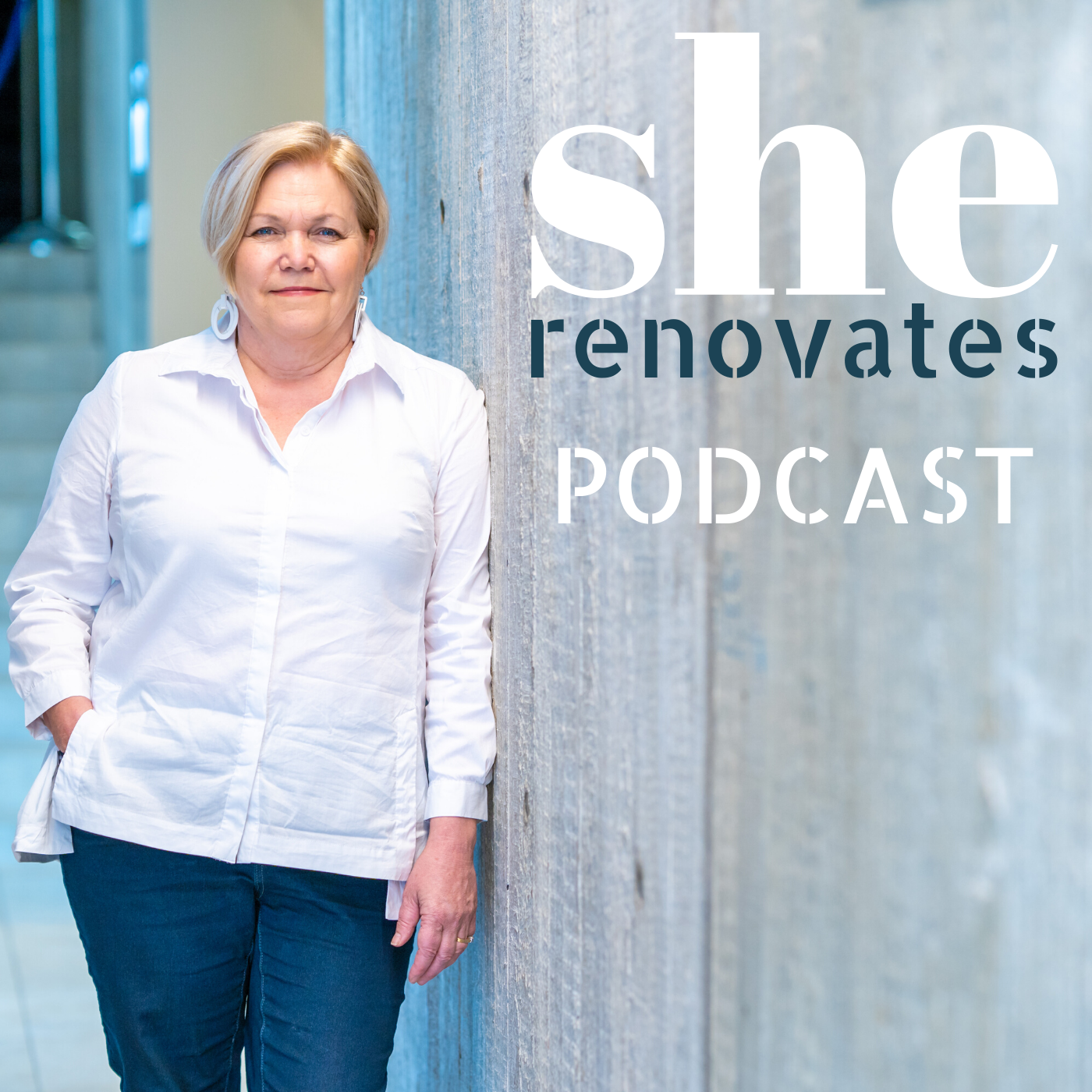 She Renovates show art