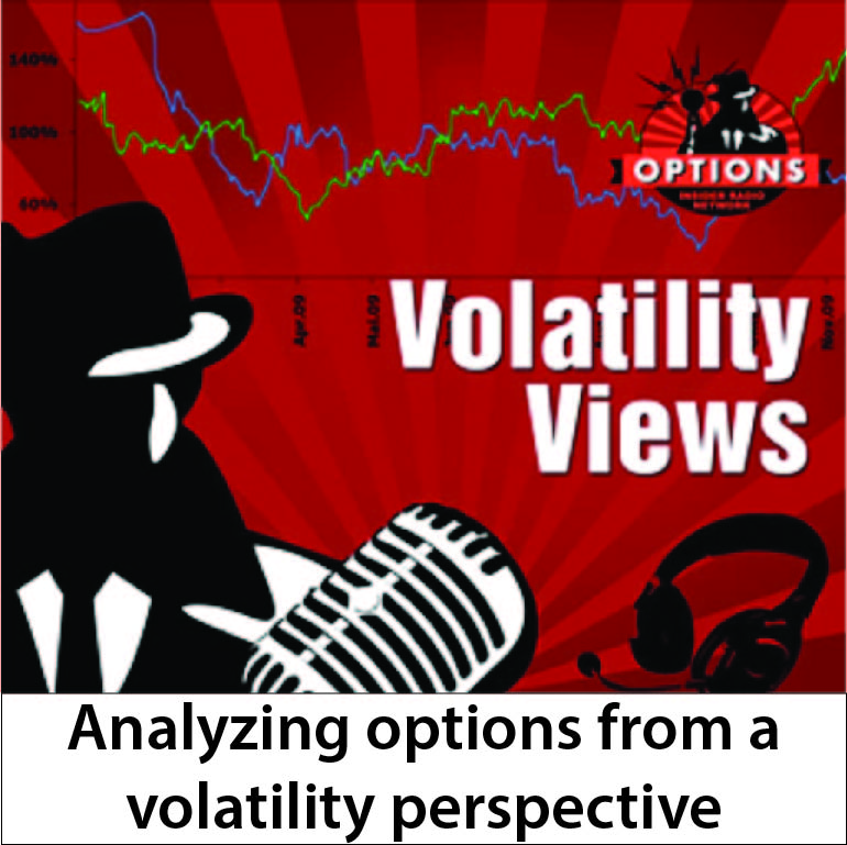 Artwork for Volatility Views 312: VIX Laughs At Trade Wars