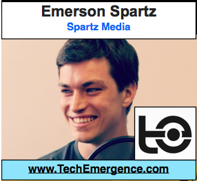 Get More Viral - A Blitzkrieg Interview with Emerson Spartz of Spartz Media