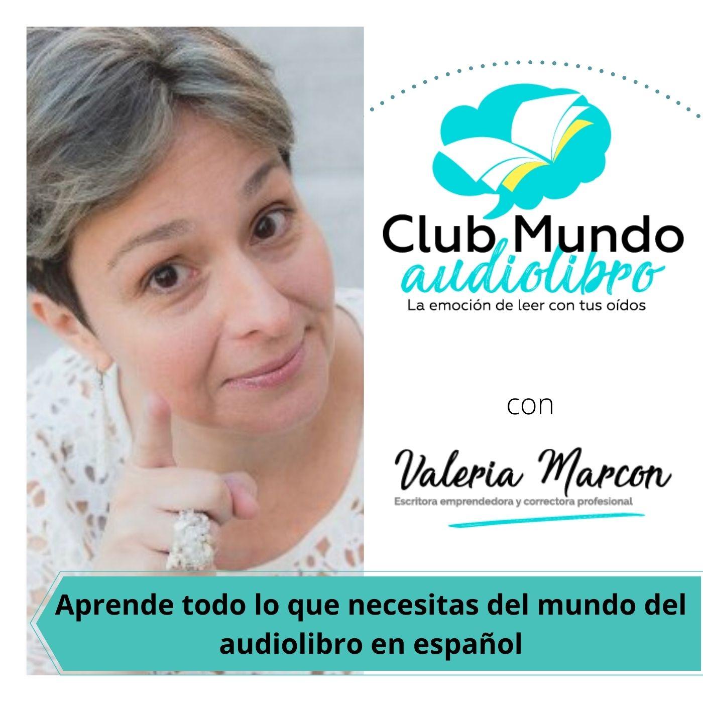 Club Mundo Audiolibro show art