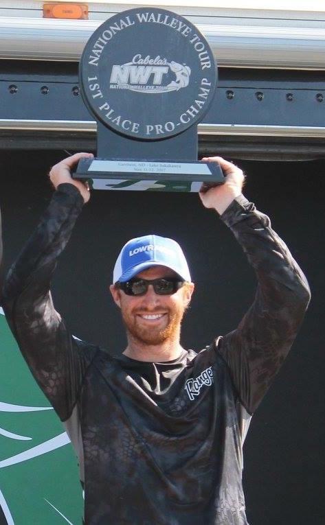 Duane Hjelm - Tourney Champion