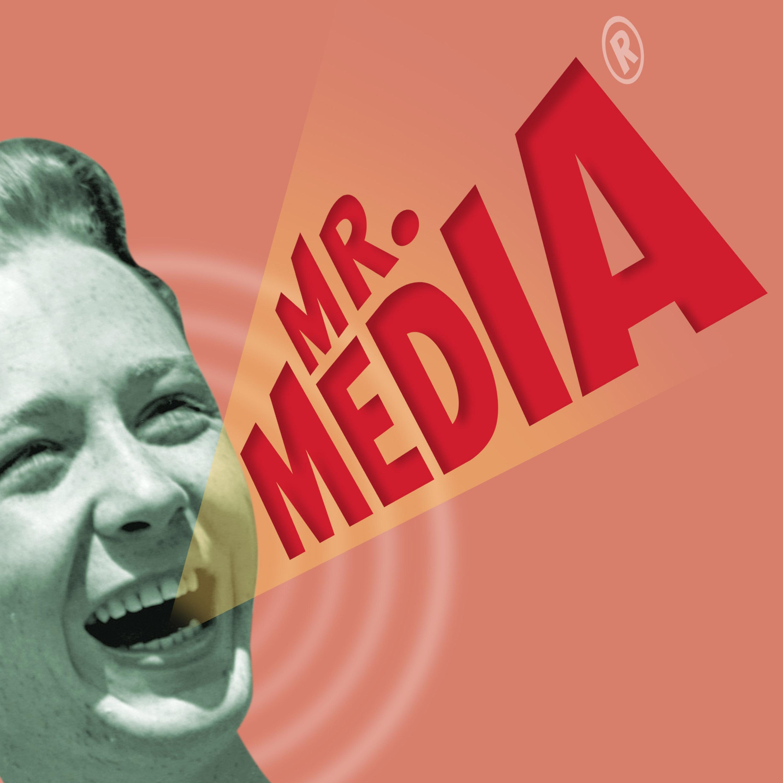 Artwork for 1271 David Bushman, Arthur Smith, co-authors, Twin Peaks FAQ, join us on Mr. Media!