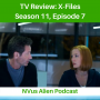 Artwork for TV Review: X-Files Season 11, Episode 7 - Rm9sbG93ZXJz