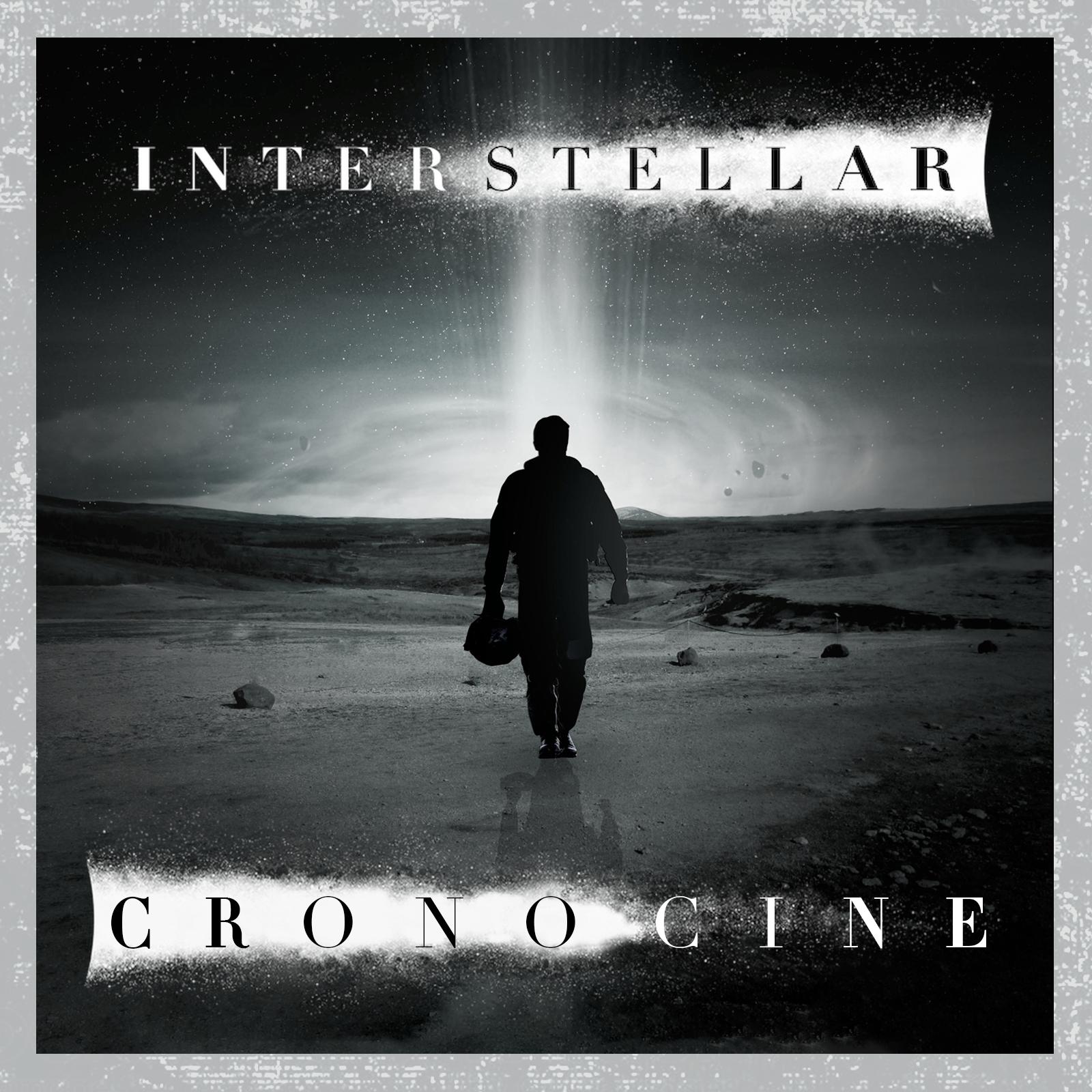 Artwork for CronoCine 3x06: Interstellar (Christopher Nolan, 2014) ft. Francis Villatoro