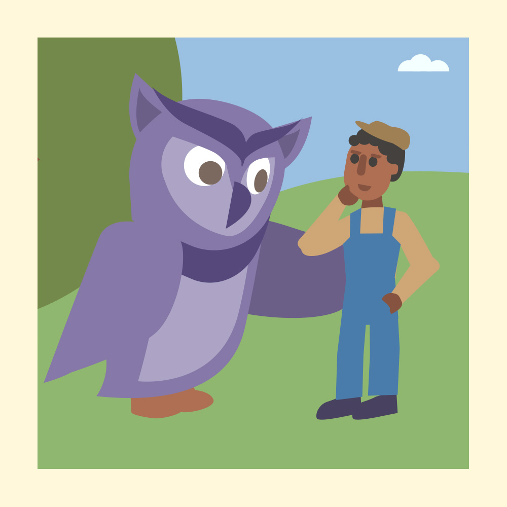 Teach Wisdom with this Classic Folktale - Storytelling Podcast for Kids - The Knee High Man E:46