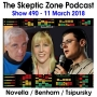 Artwork for The Skeptic Zone #490 - 11.March.2018