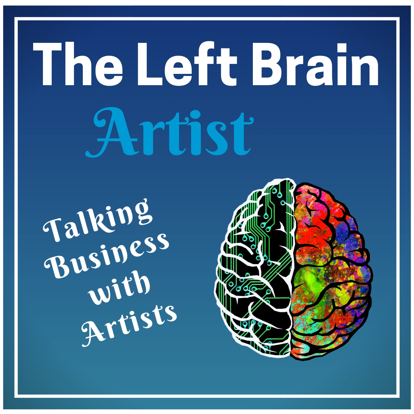 The Left Brain Artist