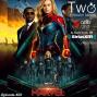 Artwork for Two Minute Takes Episode 23: Captain Marvel