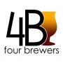 Artwork for The 4B Flight: Funky Buddha Brewery - Floridian Hefeweizen