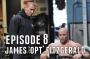 Artwork for Episode 8 - James 'OPT' Fitzgerald, Programming Truths, CrossFit's Evolution, Athletic Fulfilment & Nutrition for Athletes