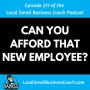 Artwork for Can You Afford that New Employee