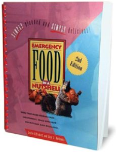 """Emergency Food in a Nutshell"" with Lisa Harkness & Leslie Probert"