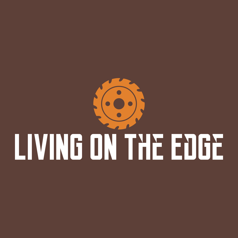Living on the Edge show art