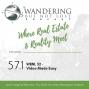 Artwork for Episode 57.1:  WBNL 52 - Video Making Easy