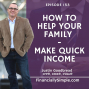 Artwork for How To Help Your Family - Make Quick Income