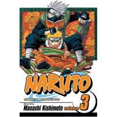 Episode 67: Naruto Volume 3 by Masashi Kishimoto