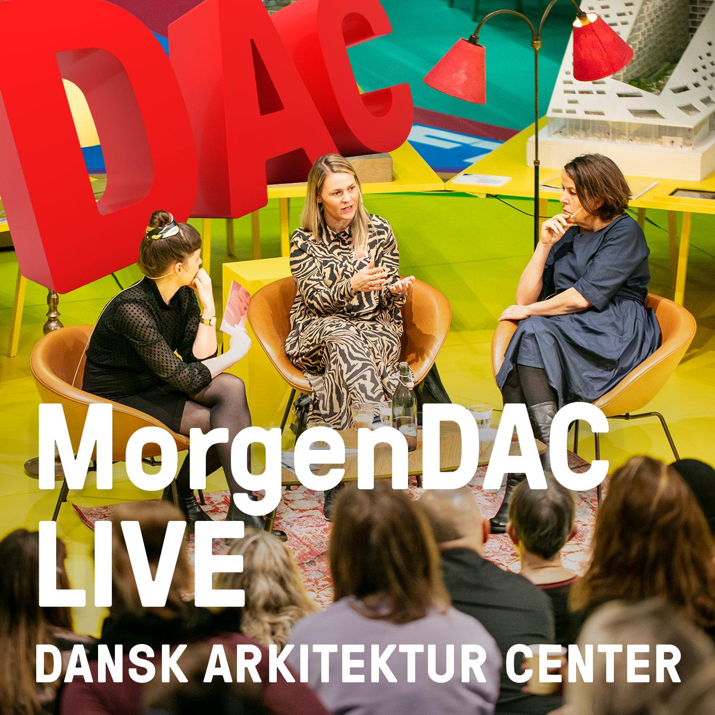 MorgenDAC LIVE show art