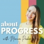 Artwork for AP 070: Dina Alexander || Inspiring Positive Body Image for Kids in a Social Media Age