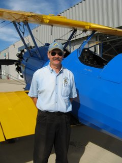 Airspeed - John Mohr - Energy Management in a Gorgeous Boeing Stearman PT-17