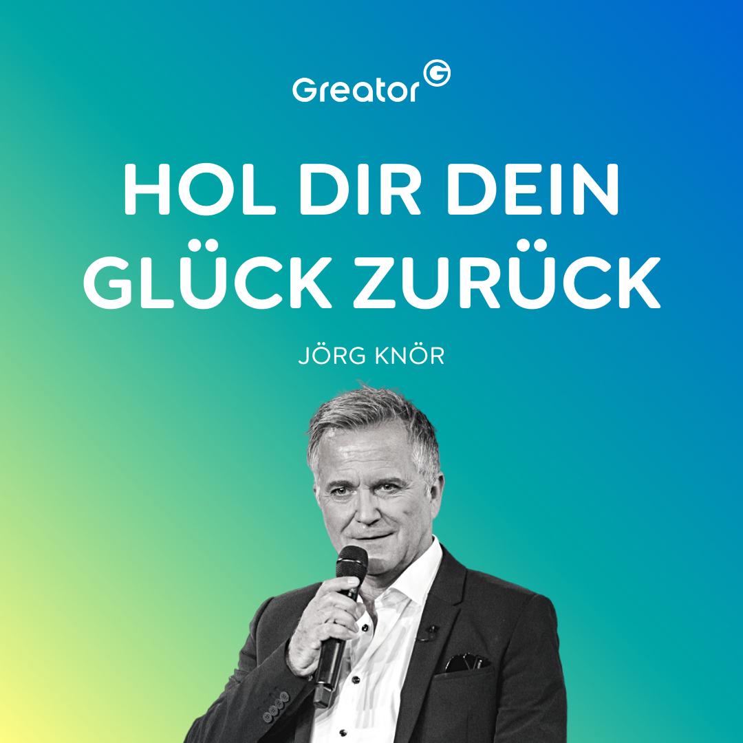 Mit Ablehnung umgehen: Warum ein NEIN nicht das ENDE ist // Jörg Knör