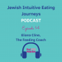 Artwork for Episode 14 - Eliana Cline, The Feeding Coach
