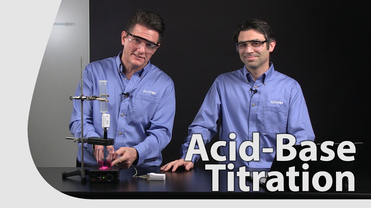 Artwork for Acid-Base Titration
