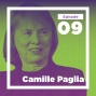 Artwork for Camille Paglia on her Lifestyle of Observation (Live at Mason)