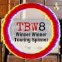 Artwork for Episode 8 - Winner Winner Touring Spinner