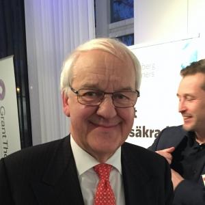 112 Stora Styrelsedagen 2016 -  Ifrågasätt mer i styrelser, tycker Gunnar Hesse