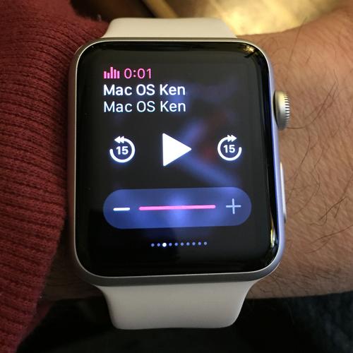 Mac OS Ken: 05.11.2015