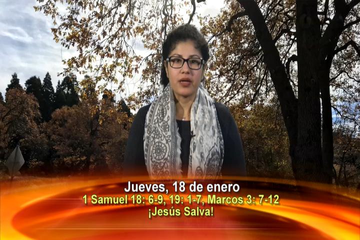 Artwork for Dios te Habla con Jessica De La Torre; Tema el hoy: ¡Jesús Salva!