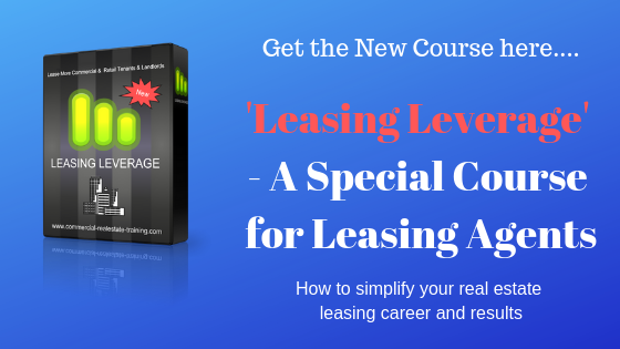Leasing Leverage Course Commercial Real Estate