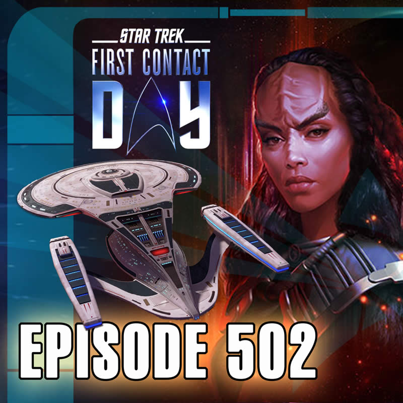 502 - First Contact Day, Documentaries, and The D7