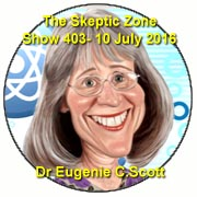 The Skeptic Zone #403 - 10.July.2016